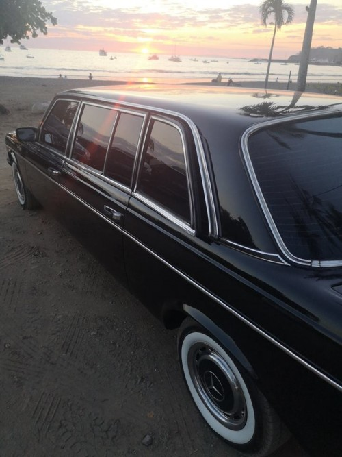 SUNSET BEACH LIMO CENTRAL AMERICA